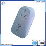 Escudo sem fio esperto do plugue de WiFi da potência da automatização de escritórios Home