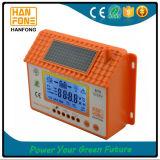 регулятор большой LCD обязанности батареи регулятора панели солнечных батарей 50A 12/24V автоматический PWM