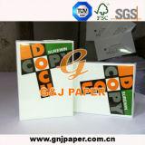A4 het Document van het Exemplaar van de Fax van de Grootte in Blad in de Verpakking van het Karton