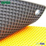 BPA geben Nahrungsmittelgrad-Silikon-Matte Placemat Potholder Tablemat frei