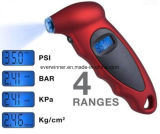 Инструмент тестера манометра давления воздуха покрышки LCD цифров для автоматического автомобиля Van мотоцикла