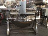 唐辛子のケチャップのSoybenのマヨネーズソースのための食品等級のステンレス鋼の沸騰鍋