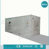 электрический генератор силы двигателя дизеля 500kw/625kVA Cummins молчком