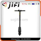 Populäres Rad zwei, das elektrische Stoß-Fuss-Roller faltet