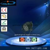РАВЕНСТВО наивысшей мощности 18*10W RGBW 4in1/5in1/6in1 может