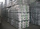 亜鉛インゴット、中国の1トンあたり合金のインゴット99.99%を等級別にしなさい