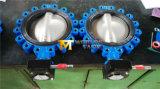 Клапан-бабочка волочения места Geare глиста жизнерадостная (D7L1X-10/16)