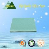 Lederne Beschaffenheit geprägtes Dekoration-verpackenpapier für Geschenk-Kasten