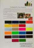 Het Gemakkelijke het Wieden Flexibele Pu Flex Vinyl van uitstekende kwaliteit voor Druk