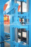 Machine écologique rouge manuelle hydraulique de brique d'Eco de presse hydraulique
