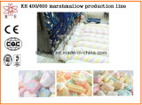 O Ce do KH aprovou 400/600 de linha de produção dos doces de algodão