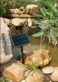pompa solare 150kw con il telecontrollo del calcolatore con GPRS/WiFi