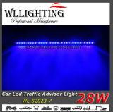 경찰 31.5 인치 트럭 LED 번쩍이는 경고 화살 빛