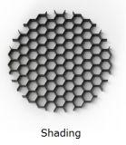 조정가능한 광속 각과 힘 금관 악기 다기능 LED 스포트라이트