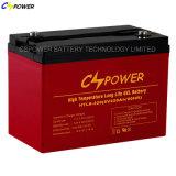 bateria acidificada ao chumbo resistente de alta temperatura de 12V 300ah