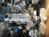 닛산 K25 엔진을%s 가진 3.5ton를 위한 가솔린 지게차