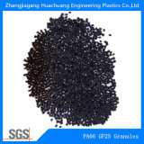 Зерна стеклянного волокна 25% полиамида PA66 для сырцовых пластмасс