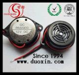 зуммер 26*15mm 24V 90dB миниый механически Piezo с кабелем Dxm2615W