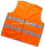 2017 etiquetas reflexivas da transferência térmica da segurança para a proteção de funcionamento da segurança de estrada da veste