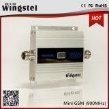 Mini repetidor móvil de la señal del G/M 900MHz 2g de la venta caliente con el LCD