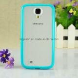 Двойное аргументы за Samsung S3 телефона предохранения от цвета TPU мягкое