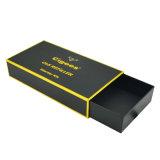 Rectángulos de regalo de papel duros para el cigarrillo electrónico