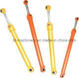 Cilindro de gás de PC220-7 R225-7 para a máquina escavadora da estrutura para a cubeta Cylilnder do crescimento do braço da construção