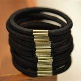 Bandes élastiques colorées de cheveu des prix de bonne qualité et raisonnables