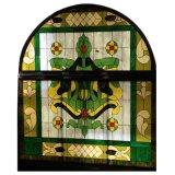 Het Venster van de Kunst van het Gebrandschilderd glas van het Venster van de Stijl van Tiffany