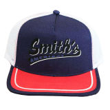 青く涼しいFaltの縁の帽子(JRN078)