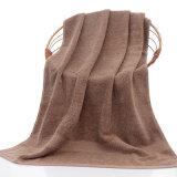Tovagliolo di bagno asciutto rapido promozionale del fronte del cotone/tovagliolo di spiaggia con l'alta qualità
