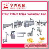 Linha de produção de chips de batata fresca (Máquina de biscoito de batata)