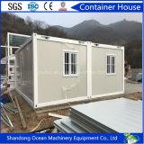 [برفب] [ستيل ستروكتثر] يبني تضمينيّة بناية مكتب وعاء صندوق يصنع منزل