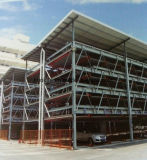 Magazzino poco costoso della struttura d'acciaio, workshop, costruente