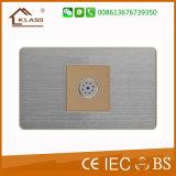 ホームおよびホテルのための声の制御スイッチ