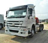 Vrachtwagen van de Tractor HOWO 371HP van Sinotruk 6X4 de Juiste/Linker Drijf (ZZ4257S3241W)