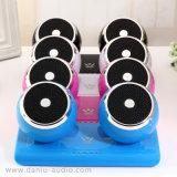 Altoparlante basso stereo superiore di Bluetooth con la Banca di potere dei 2 altoparlanti