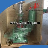 Pompe à piston en céramique de glissade