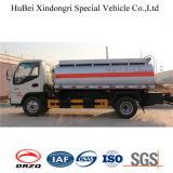 caminhão do depósito de gasolina do euro 4 de 5cbm JAC