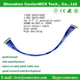 Electrical Wire Harness Cable LCD para el conectador