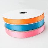 Billig für Verkauf aussondern/zweiseitiger Polyester-Organza/Grosgrain-/Satin-Farbband