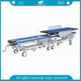 AG-HS004 병원에 의하여 이용되는 Ce&ISO 승인 참을성 있는 수송 들것