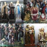 カスタム樹脂のカトリック教の宗教彫像(IOca047)