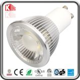 Фара УДАРА 3W 5W 6W 7W GU10 СИД Dimmable