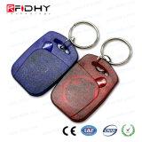Tag pequeno durável de 125kHz RFID Keyfob para o controle de acesso