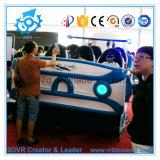 cinematografo elettrico di grado 9d di Vr 9d 360 del cinematografo di movimento 3dof con i vetri 3D