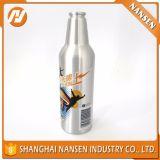 魅力的なデザインの黒い空アルミニウムビール瓶330ml 500ml