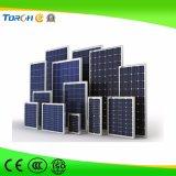 lampada di via solare diVendita solare di prezzi di fabbrica dell'indicatore luminoso di via della batteria 40W LED dello Li-ione
