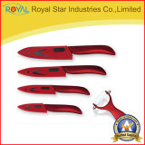 "3 "" - 6 "" Inch Ceramic Cutlery Set Kitchen Cutting Knife Set with Sheath"