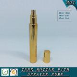 duftstoff-Spray-Pumpen-Flasche des Gold20ml Glas